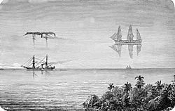 boats mirage